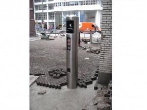 Bagijnestraat pollers 3 (ID 114857)