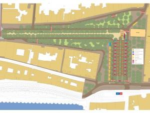 Lange Voorhout_plattegrond (ID 114622)