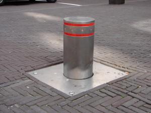 Poller Gemeente Den Haag (ID 114952)