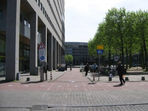 Intechraal_Laakhaven Haagse Hogeschool poller_01 (ID 116291)