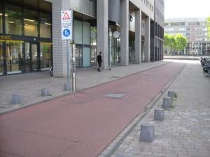 Intechraal_Laakhaven Haagse Hogeschool poller_05 (ID 116423)